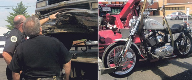 Rutherford County man arrested for fatal hit and run motorcycle accident | James Rada, David Brown, fatal motorcycle, fatal accident, motorcycle, fatal Harley Davidson accident, fatal wreck, bike, Murfreesboro news