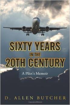 Local author talks about Vietnam and his thirty year career in flight | Allen Butcher, Sixty Years, A Pilots Memoir, Murfreesboro author, Murfreesboro news, WGNS News