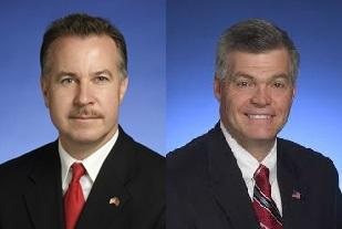 Two Local Lawmakers Awarded Top Honors By Conservative Group | Jim Tracy, Mike Sparks, state lawmakers, American Conservative Union, Defender of Liberty, Murfreesboro news, WGNS