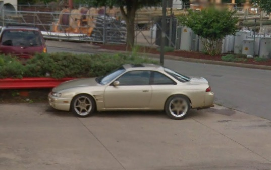 Nissan 240 Stolen - Have you seen this car?  | stolen car,Murfreesboro stolen car,Nissan 240SX,Nissan 240SX,Nissan 240,Nissan,Murfreesboro News,WGNS