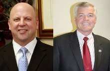 IS IT OVER? According to DesJarlais - It's Official that he won | Scott DesJarlais, DesJarlais, Jim Tracy, Tracy, Fourth U.S. House District, Tennessee; WGNS