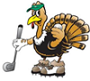 Turkey Tee Off Golf Tournament is Recruiting Sponsors