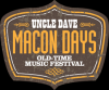 VOLUNTEER: Help out at Uncle Dave Macon Days this year