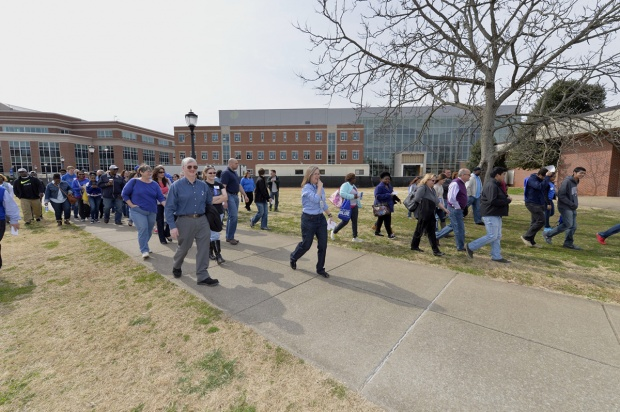 New Science Building on MTSU Campus Spotlighted During Preview Day Tours | MTSU Science, Science, MTSU, MTSU news, Murfreesboro news, Murfreesboro