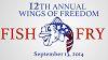 Wings of Freedom Fish Fry Salutes Korean War Veterans