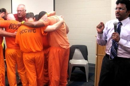 Rutherford County Correctional Work Center seeing a lower recidivism rate when compared to other work center's around the nation | Bernard, Bernard Salandy, John Spurgeon, New Vision Baptist, Murfreesboro news, recidivism rate, Murfreesboro inmates, Murfreesboro, Rutherford County, Work Center