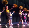 A Cheer-leading extravaganza in Murfreesboro this past Saturday