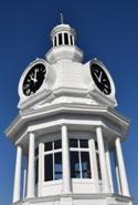 Historic Cupola Clock Now Heard On WGNS