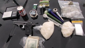 Drug Arrest made on I-24