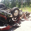 Two Kittrell Firefighters Hurt in Accident