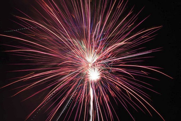 VIDEO: Murfreesboro Fireworks Finale
