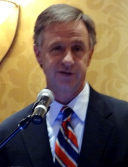 Governor Haslam Spoke To Chamber Audience