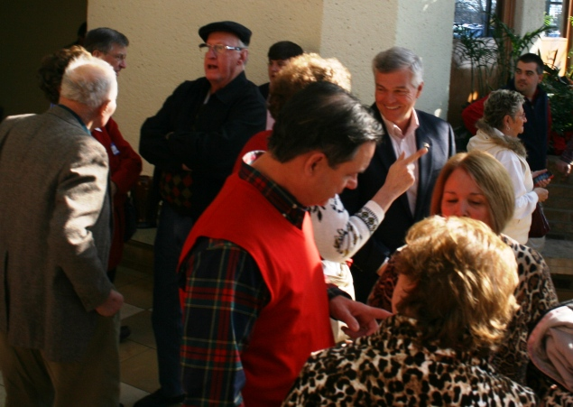 Senator Tracy's Community Breakfast Filled With The Christmas Spirit | Senator Tracy,WGNS, Murfreesboro news, Murfreesboro newspaper, local, Murfreesboro radio, Murfreesboro, TN, Tennessee, MTSU, WGNSradio, FM 100.5, FM 101.9, AM 1450
