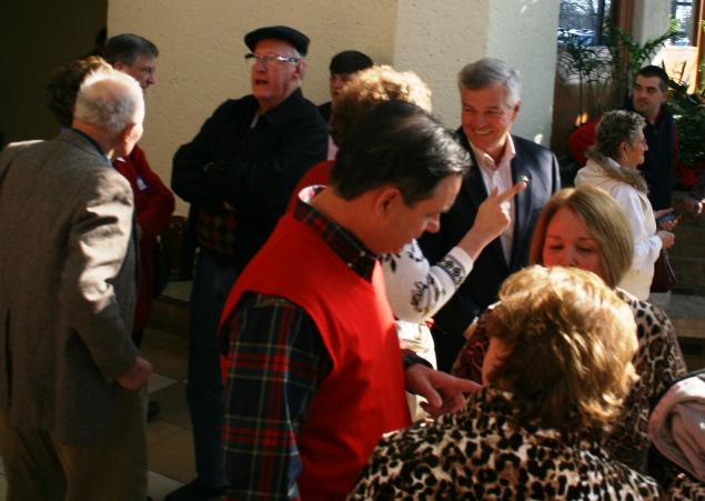Senator Tracy's Community Breakfast Filled With The Christmas Spirit | Senator Tracy,WGNS, Murfreesboro news, Murfreesboro newspaper, local, Murfreesboro radio, Murfreesboro, TN, Tennessee, MTSU, WGNSradio, FM 100.5, FM 101.9, AM 1450
