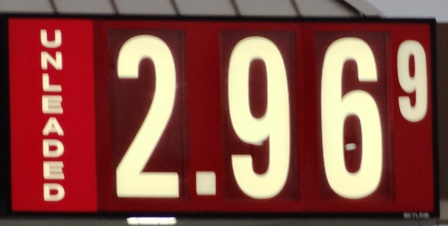 Gas Prices Inching UP Again!