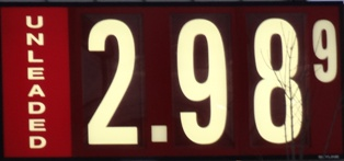 Fiscal Cliff Could Determine How Quickly GAS Prices Rise!