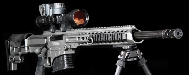 Local Company Manufacturing Guns Introduces New Conversion Kit During Trade Show | Barrett Firearms, Barrett, Murfreesboro news, .50-caliber, .50