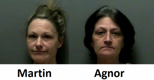 Duo in Shoplifting Allegedly Steal $1,400+ in Merchandise from Wally-World in Murfreesboro | Sheri Agnor, Lisa Martin, Murfreesboro news, Murfreesboro, Tennessee, TN, shoplifting, Walmart, Walmart Shoplifting, shoplift, Murfreesboro police
