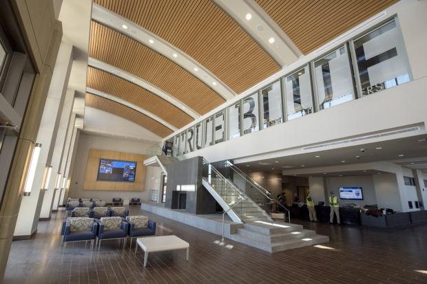 MTSU opens $16M Student Services and Admissions Center, MT One Stop | MTSU Student Union, MTSU, MTSU news, MTSU Murfreesboro, Murfreesboro news, Murfreesboro, Tennessee, TN, student union