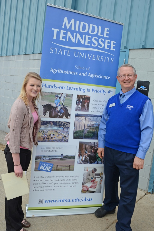 Great career event was recently held at MTSU for agribusiness students and more | Agribusiness, MTSU news, MTSU, Murfreesboro news, agriculture, Murfreesboro, Rutherford County agriculture, Rutherford County