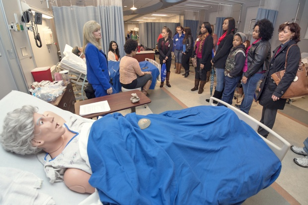 Tours for nursing and more at MTSU | MTSU News, MTSU, Murfreesboro news, Murfreesboro