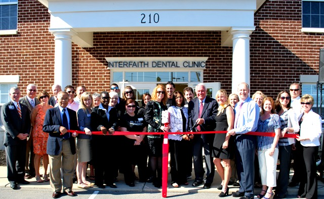 Chamber Does Dental Ribbon Cutting