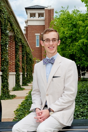 "Jordon Dodson Receives ""Goldwater Scholar Award"""