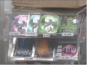 Smyrna Beer Board Cracks Down on Store Selling Synthetic Drugs