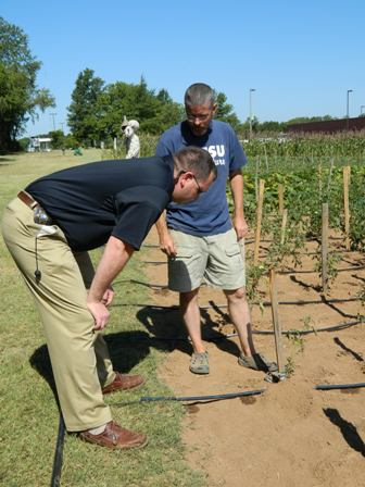 "Irrigation System Gives ""Garden of Hope"" HOPE!"