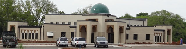 Mosque Opening Delayed...Construction NOT Finished!