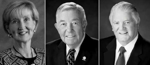 "Three Insurance Leaders To Be Inducted Into ""Hall of Fame"""