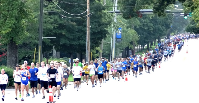 60% Increase In Fenton Payne & Fred 5K Run!