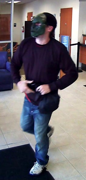 La Vergne SunTrust Bank Robbery Suspect Arrested