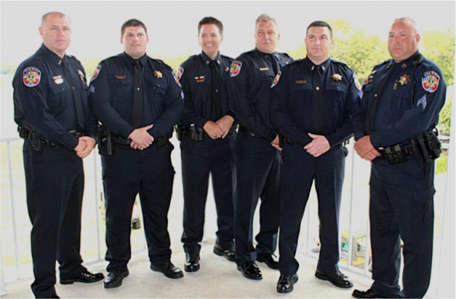 6 RCSO Supervisors Take 10-Week Course