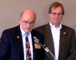 Dr. Jim Boerner Honored by Rotary Foundation