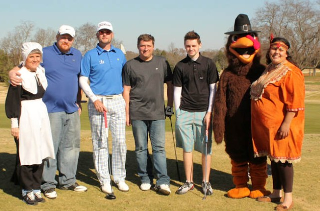 "CAC's ""Turkey Tee Off"" Huge Success!"
