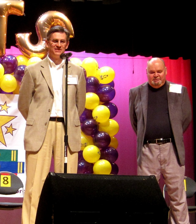 Don Clayton Wins Read To Succeed's Spelling Bee!
