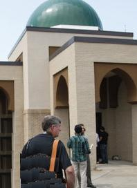 Islamic Center Welcomed Murfreesboro With Sunday's Open House