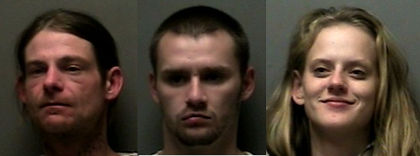 Burglary Suspects Nabbed