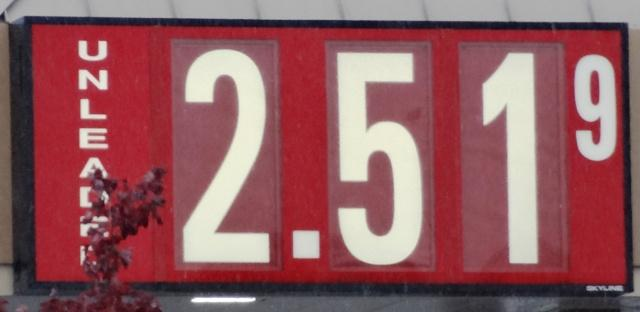 Gas 251gallon At Some Discounters Murfreesboro News And Radio