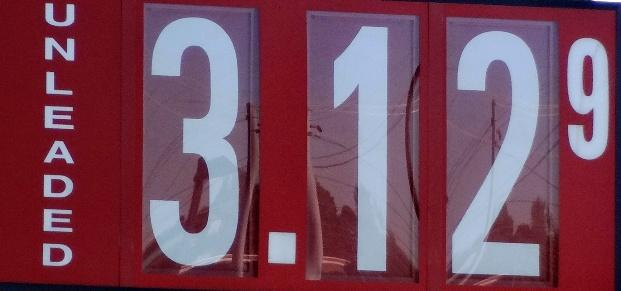 Gas Prices Continue To Fall | gas prices; fall; AAA; TN; $3.12 per gallon; WGNS