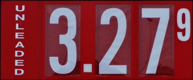 Gas Prices Drop Again: $3.27 in 'Boro! | gas; prices drop; $3.27 per gallon in Murfreesboro; WGNS