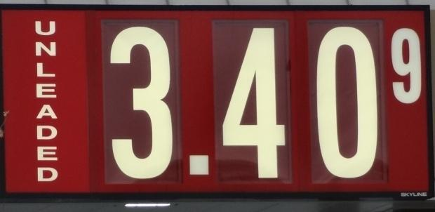 Gas Prices Climb Again!