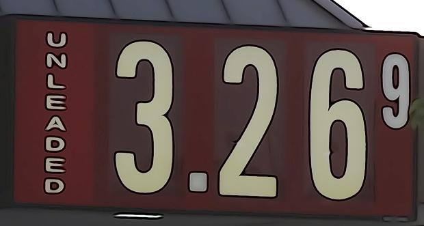 Vacation Time Officially Here...Gas Prices Stable | gas prices stable, vacation time is here, $3.26 per gallon, Murfreesboro, WGNS