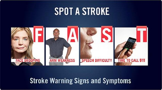 """FAST"" Action is Vital Upon Onset of a Stroke 