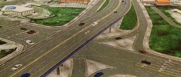 So Why the Bridge Over Broad Street Now That We Have Medical Center Parkway?  | bridge over broad, bridge, Murfreesboro news, Murfreesboro