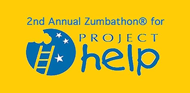 "PROJECT HELP'S ""Zumbathon"" is this Saturday! 