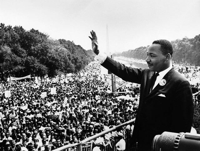 "Dr. Martin Luther King ""I Have A Dream Speech"" AUDIO 