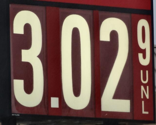 Gas Prices Steady Across Nation, Down 4-Cents In 'Boro!