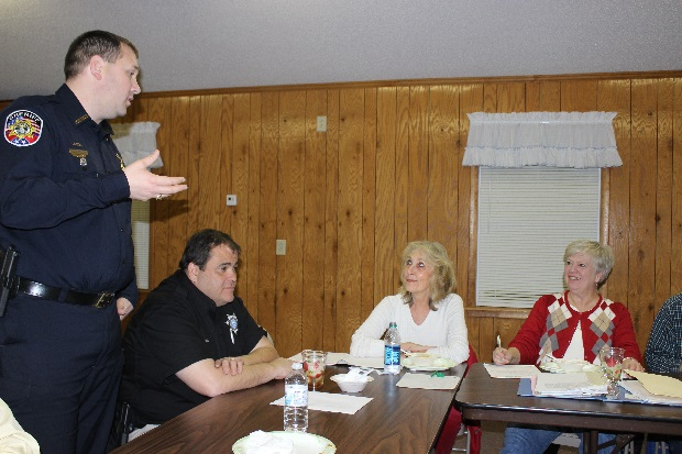Neighborhood Watch Programs are not for the City Only - They are Also Active in the County | Community Watch, Rutherford County, Sheriff's Office, Sheriff, Arnold